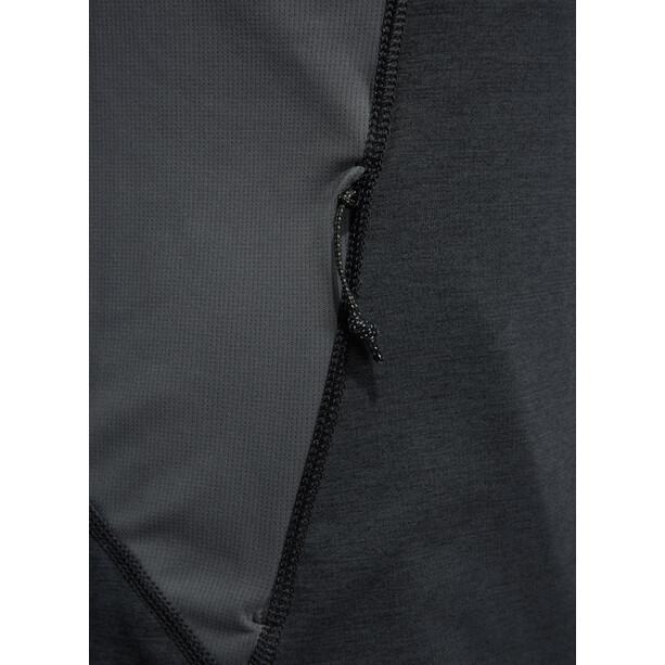 PYUA Tube Hupullinen pusero Naiset, black