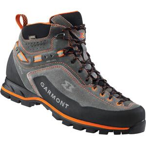 Garmont Vetta GTX Mid Cut Shoes Herr dark grey/orange dark grey/orange