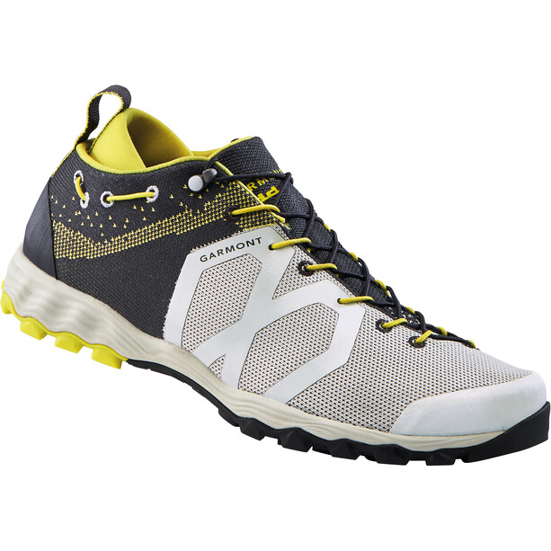 Garmont Agamura Knit Shoes Herr grey/white