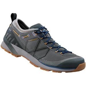 Garmont Karakum GTX Low Cut Shoes Herr blue/grey blue/grey