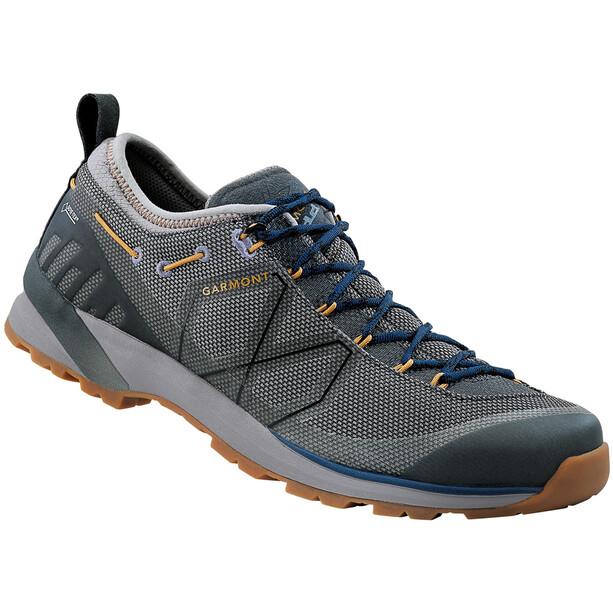 Garmont Karakum GTX Low Cut Shoes Herr blue/grey