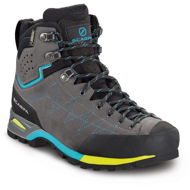 Scarpa Zodiac Plus GTX Schuhe Damen grau
