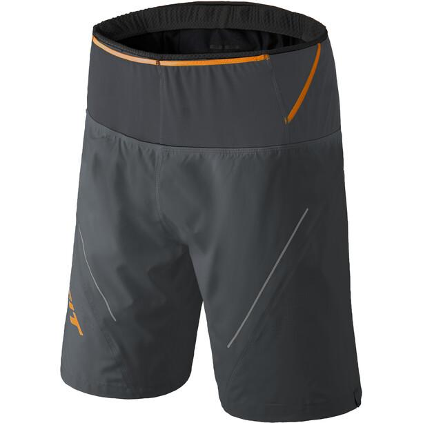 Dynafit Ultra 2in1 Shorts Herren asphalt