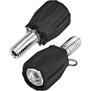 BBB Schaltzuggegenhalter Adjuster BCB-93 silver-black silver-black