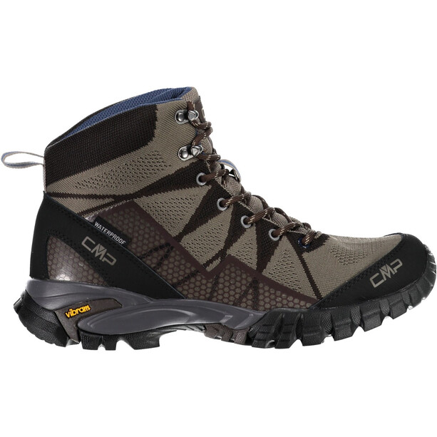 CMP Campagnolo Tauri Mid WP Trekking Shoes Herr seppia