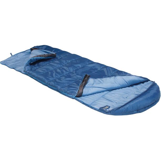 High Peak Dee 4 Schlafsack blue