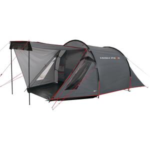 High Peak Ascoli 3 teltta, harmaa harmaa