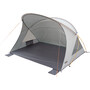 High Peak Cadiz 80 Strandmuschel aluminium/dark grey