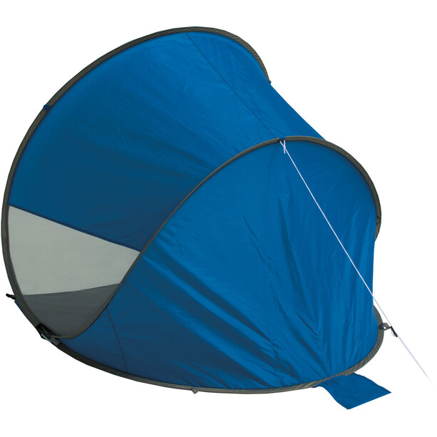 High Peak Palma Strandmuschel grau/blau