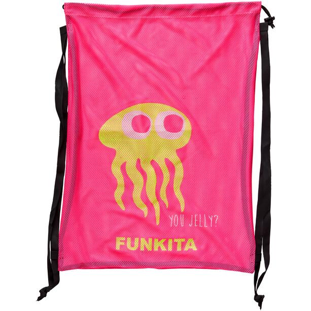 Funkita Mesh Ausrüstungstasche you jelly?
