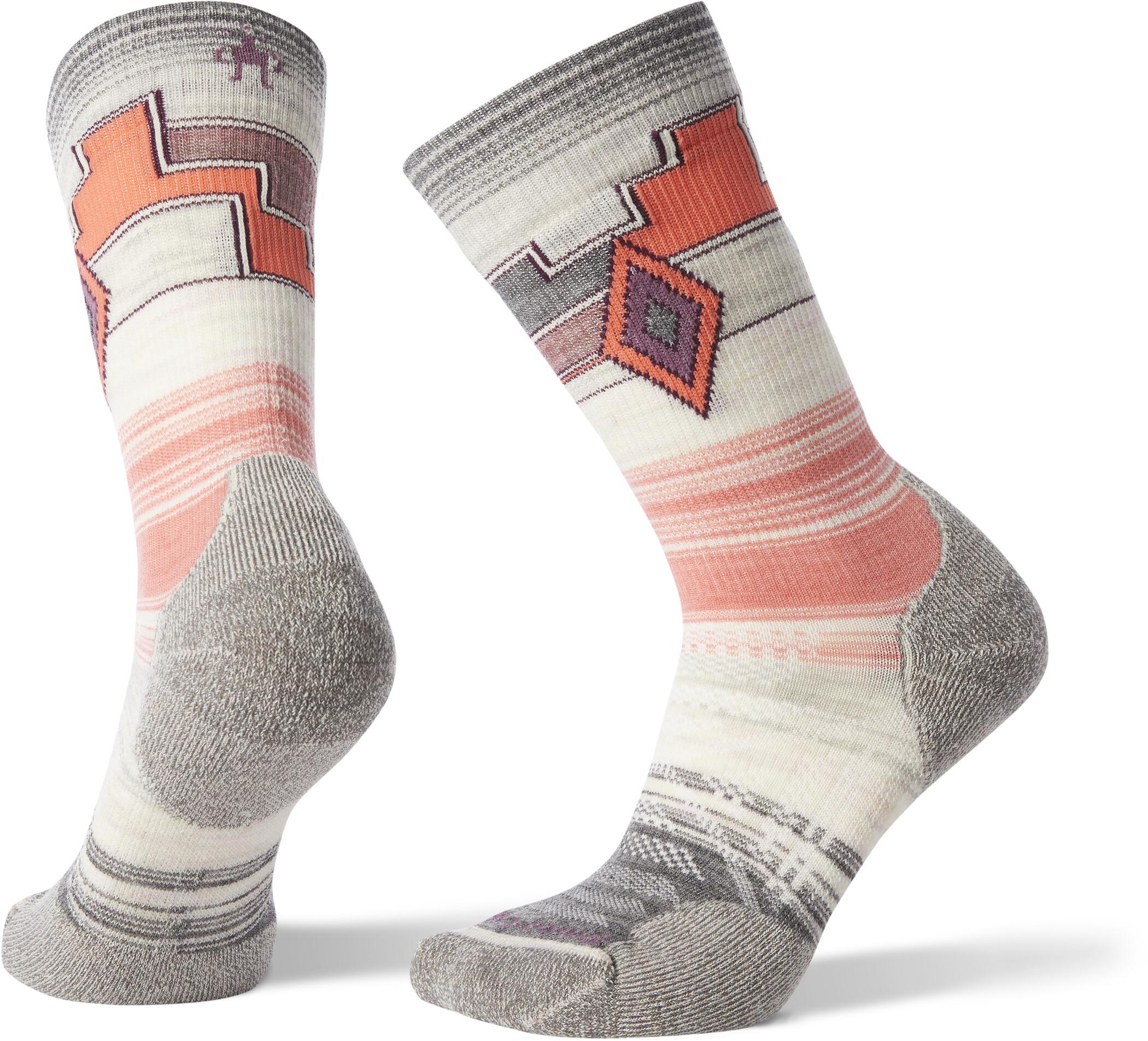 Merino Wool Performance Socks Smartwool Women/'s Margarita Crew Socks