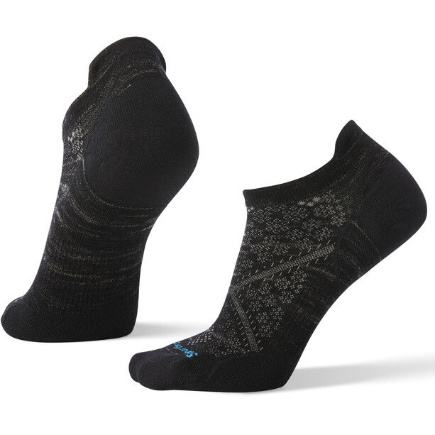 Smartwool PhD Run Ultra Light Micro Socks Dam black
