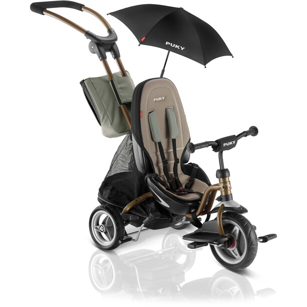 Puky CAT S6 Ceety Tricycle Barn bronze