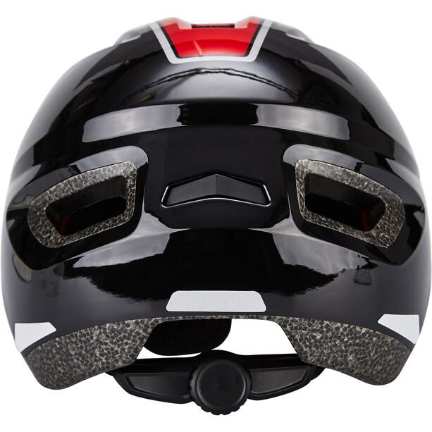 Puky PH 8 Helmet Barn black/red