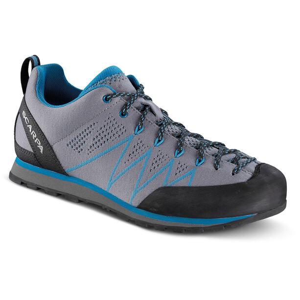 Scarpa Crux Air Schuhe Herren smoke/lake blue