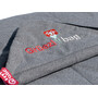 Grüezi-Bag WellhealthBlanket Wool Schlafsack grey melange