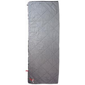 Grüezi-Bag WellhealthBlanket Wool Schlafsack grey melange grey melange