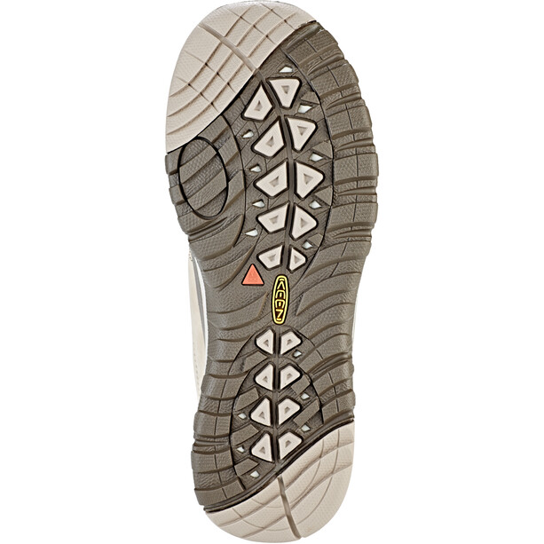 Keen Terradora Leather Sneakers Dam pure cashmere/brindle