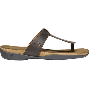 Keen Kaci Ana Posted Sandals Dam dark earth dark earth