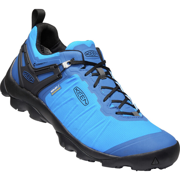 Keen Venture WP Shoes Herr galaxy blue/vibrant blue