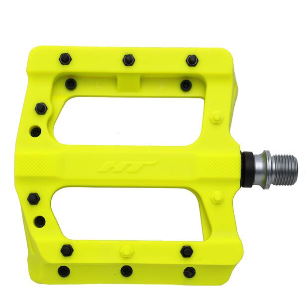 HT Nano-P PA01A Pedals neon yellow