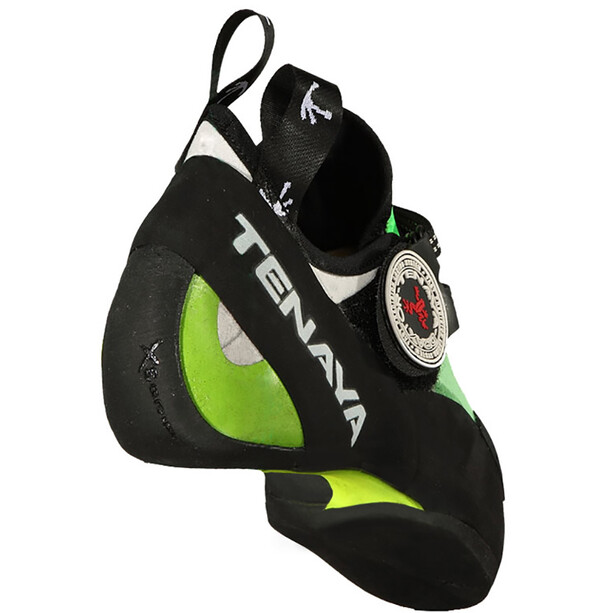 Tenaya Mundaka Climbing Shoes grön/svart
