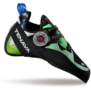 Tenaya Mundaka Climbing Shoes green-black green-black