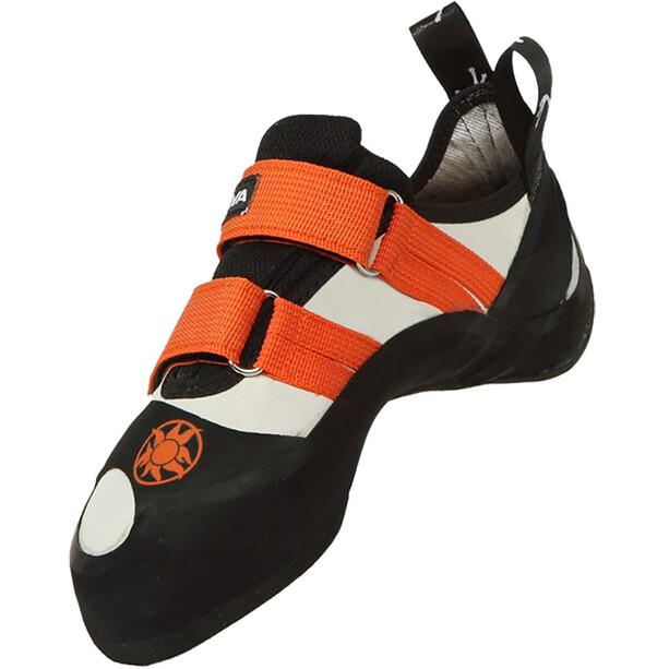Tenaya Ra Climbing Shoes orange-white-black