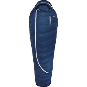 Grüezi-Bag Biopod DownWool Ice 185 Schlafsack blau blau