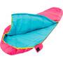 Grüezi-Bag Grow Colorful Schlafsack Kinder rose
