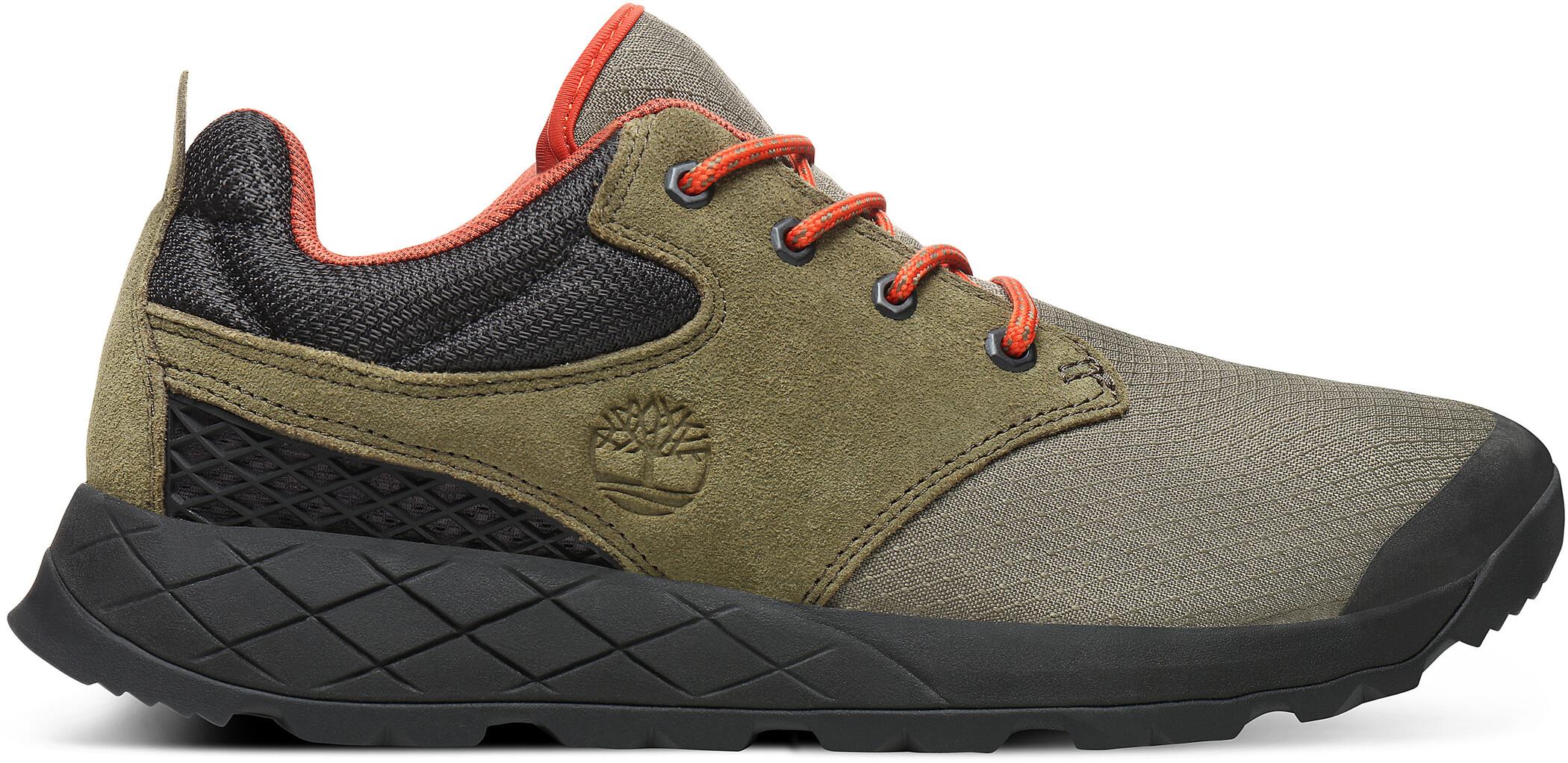 Timberland Tuckerman Low Cut Schuhe Herren dark olive
