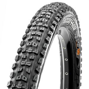"Maxxis Aggressor Folding Tyre 29x2.30"" EXO TR svart svart"