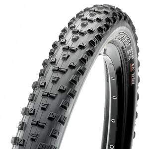 "Maxxis Forekaster Folding Tyre 29x2.60"" EXO+ TR 3C MaxxSpeed svart svart"