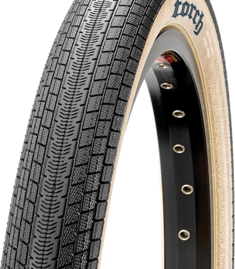 Sport en vakantie NEW Maxxis DTH 20x1.95 Folding Race Tire Black Fietsen en wielersport