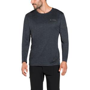 VAUDE Essential LS T-Shirt Herren phantom black phantom black