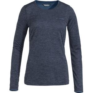 VAUDE Essential Langarm T-Shirt Damen eclipse eclipse