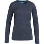 VAUDE Essential Langarm T-Shirt Damen eclipse