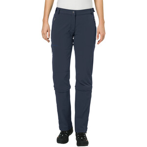 VAUDE Farley II Stretch T-Zip Capri Damen eclipse eclipse