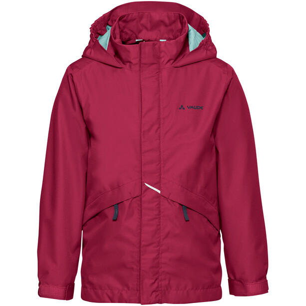 VAUDE Escape Light III Jacket Barn crimson red