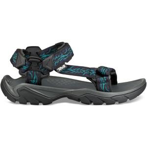 Teva Terra Fi 5 Universal sandaler Herre Svart/Blå Svart/Blå