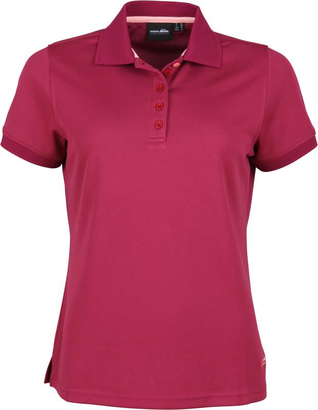 High Colorado Seattle Poloshirt Damen beaujolais Poloshirts EU 42 1020359004