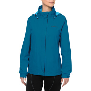 VAUDE Escape Bike Light Jacke Damen kingfisher kingfisher