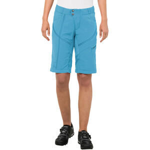 VAUDE Tamaro Shorts Damen crystal blue crystal blue