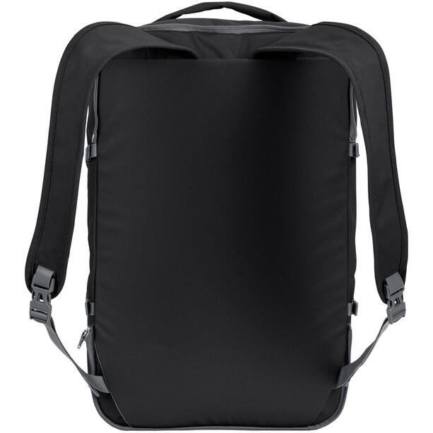 VAUDE Karakorum Gepäckträgertasche Set 3-Teilig black uni