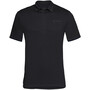 VAUDE Sentiero IV Shirt Herren black