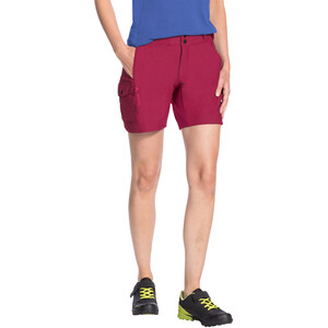 VAUDE Tremalzini Shorts Damen crimson red crimson red