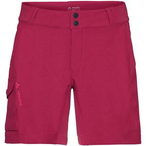 VAUDE Tremalzini Shorts Damen crimson red crimson red
