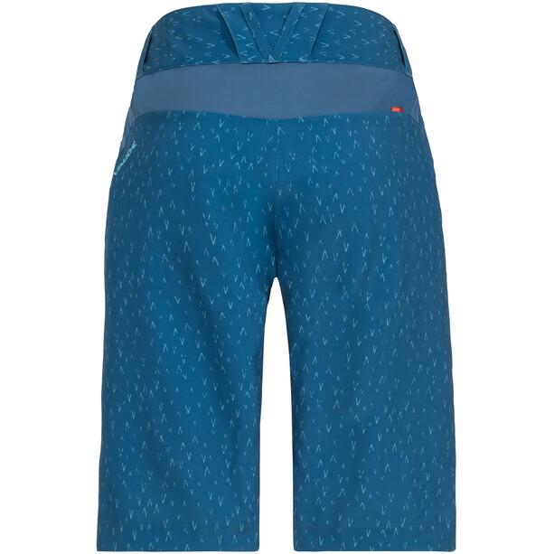 VAUDE Ligure Shorts Damen kingfisher