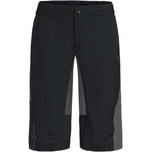 VAUDE Downieville Shorts Damen black uni black uni