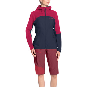 VAUDE Moab Rain Jacket Dame eclipse eclipse